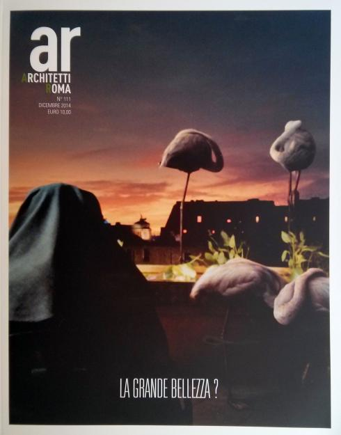 Ar Architetti Roma n.111, Dicembre 2014