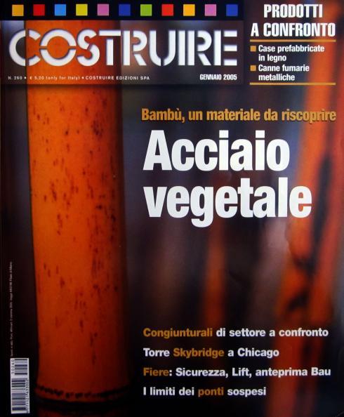 Costruire, n. 260, Gennaio 2005
