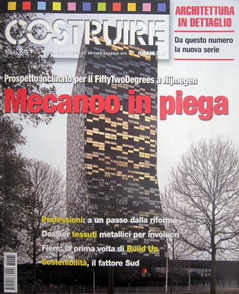Costruire, n. 285, Febbraio 2007