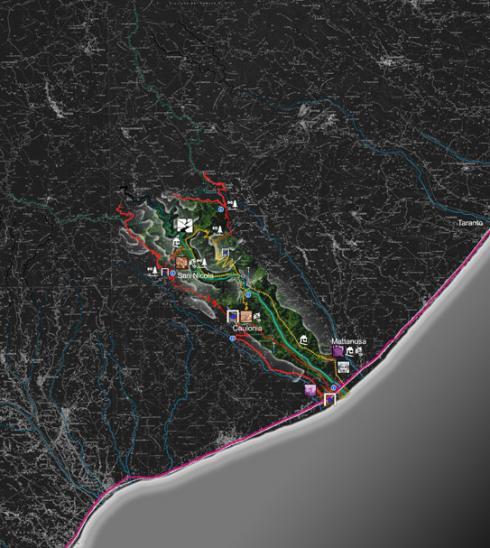 il progetto territoriale