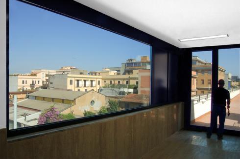 finestra angolare