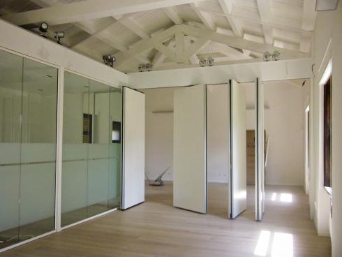 la sala realizzata