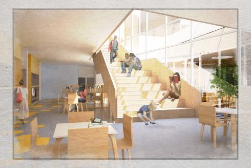 La scala aula