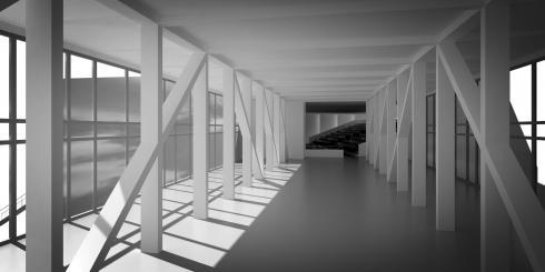interno del ponte