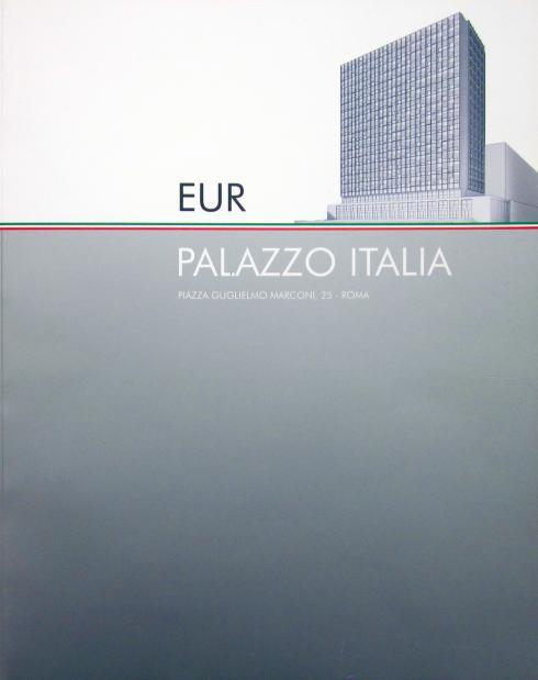 EUR, Palazzo Italia, ENPAM 2012