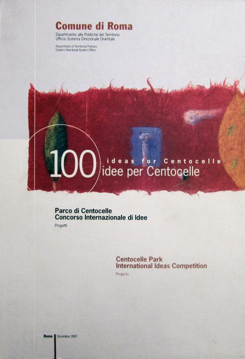 100 idee per centocelle, Roma, 1997