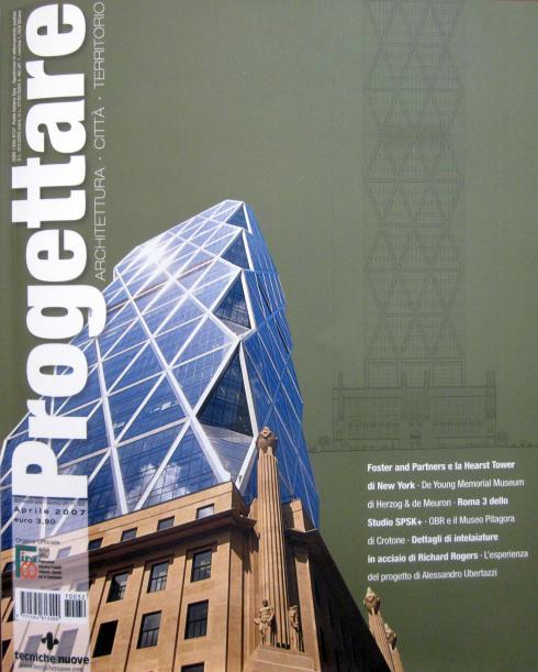 Progettare, n. 32, Aprile 2007