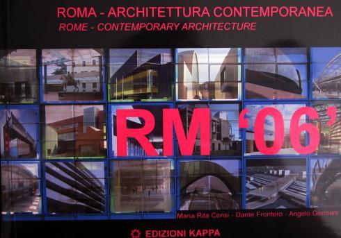 RM '06', Roma - architettura contemporanea, Kappa,2007